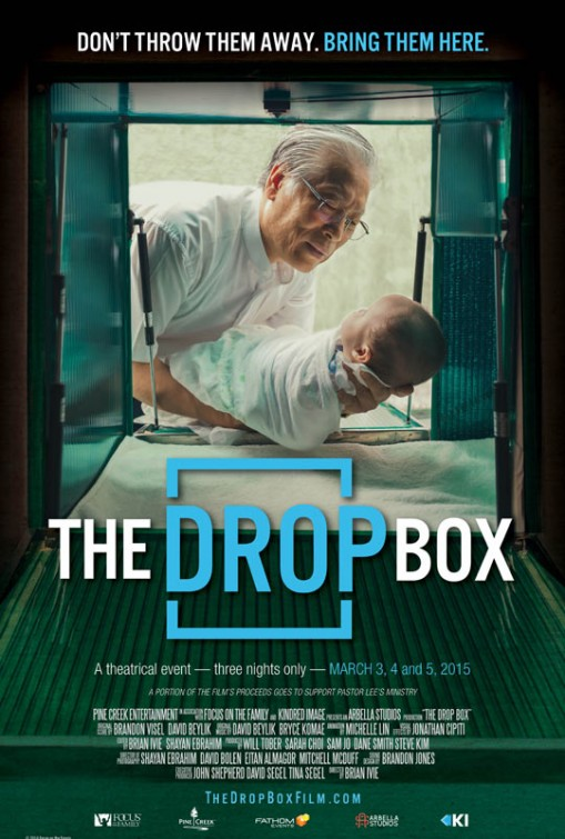 The Drop Box Large Poster