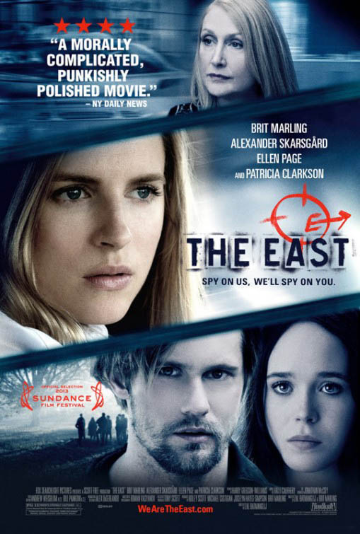 The East Large Poster