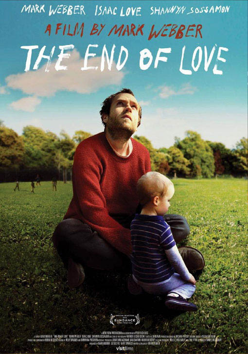 The End of Love Large Poster