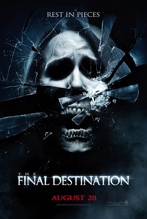 The Final Destination Large Poster