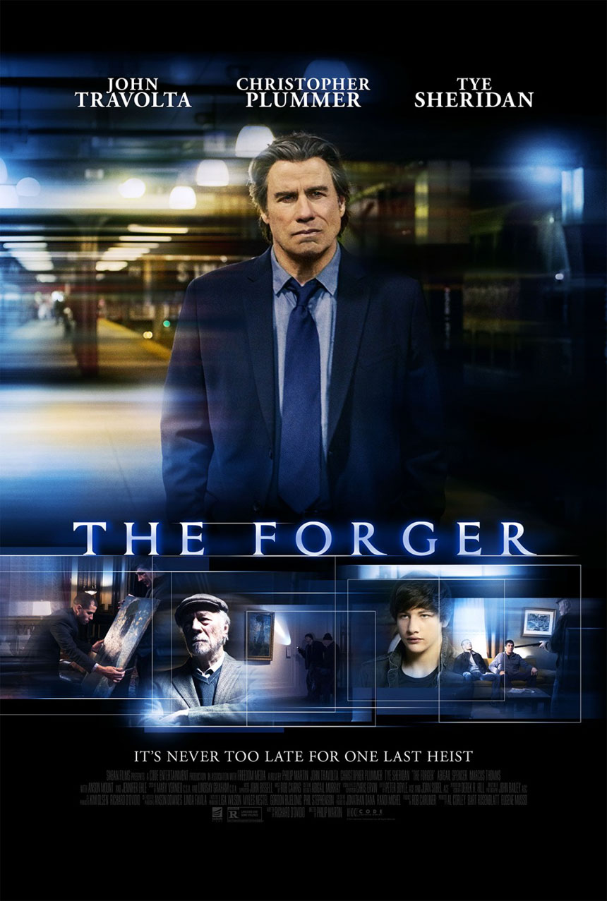 The Forger Large Poster