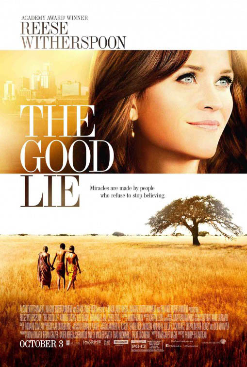 A Good Lie Large Poster