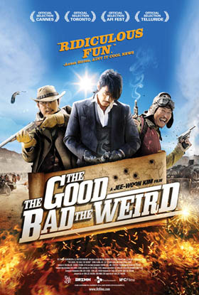 The Good, the Bad, the Weird Large Poster
