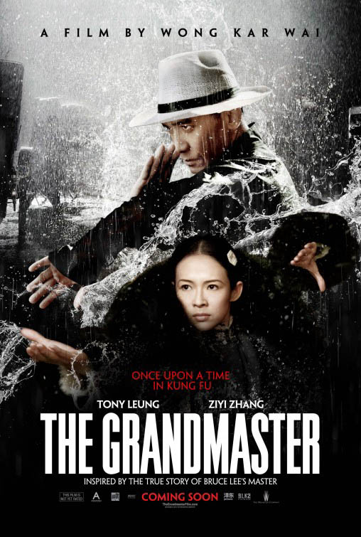 The Grandmaster Large Poster