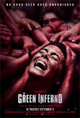 The Green Inferno Movie Poster Movie Poster