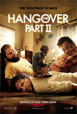 The Hangover Part II Movie Poster
