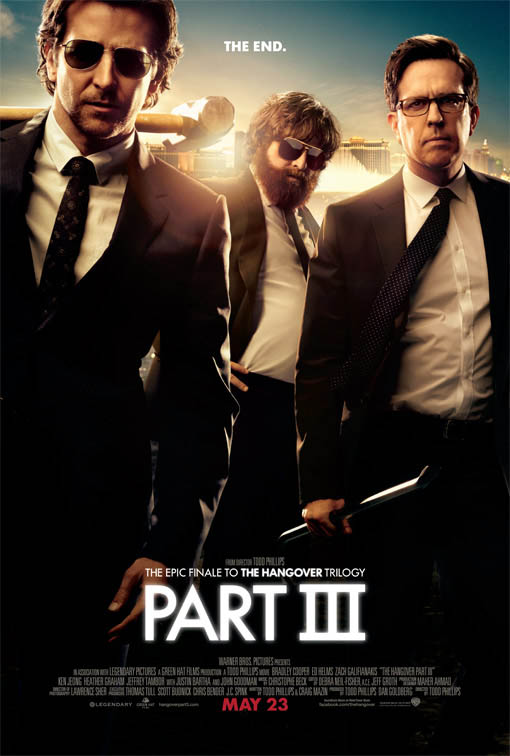 The Hangover Part III Large Poster