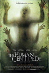 The Human Centipede (First Sequence) Movie Poster