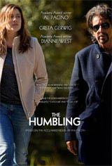 The Humbling Movie Poster