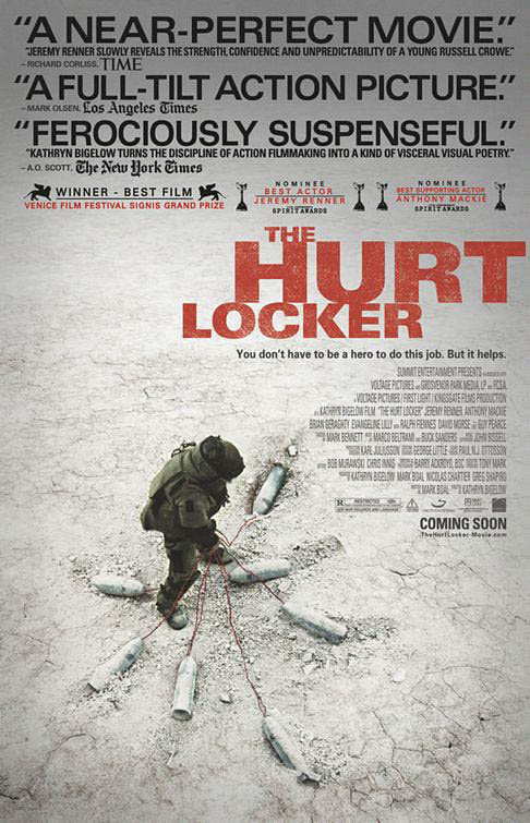 The Hurt Locker Large Poster