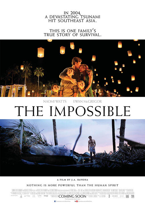 The Impossible Large Poster