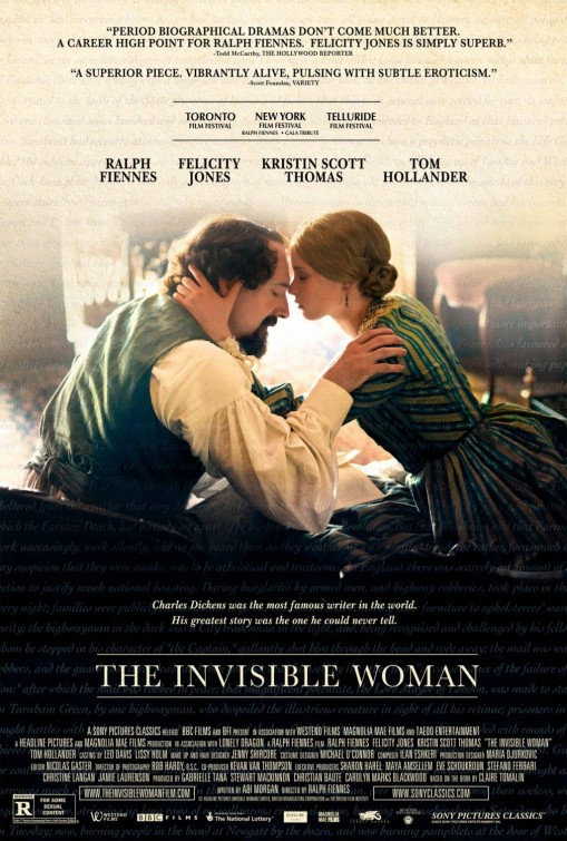 The Invisible Woman Large Poster