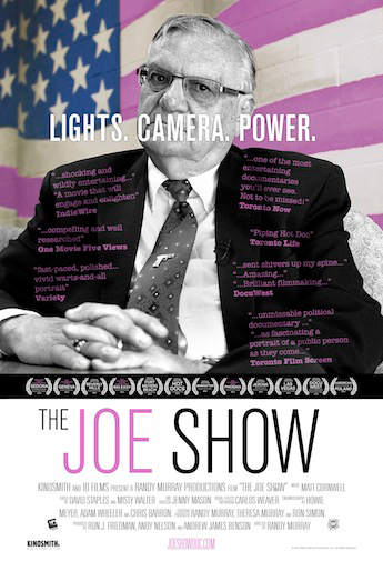 The Joe Show Large Poster