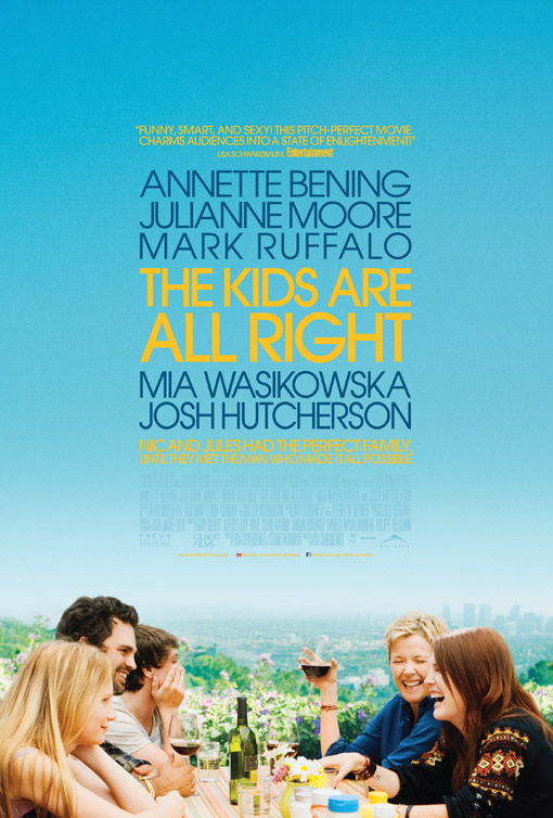 The Kids Are All Right Large Poster