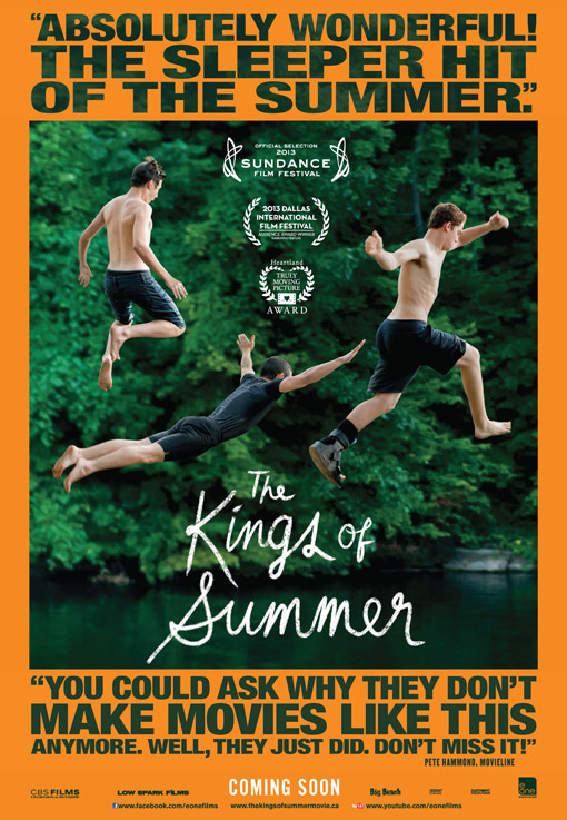 The Kings of Summer Large Poster