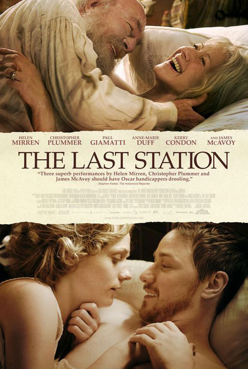 The Last Station Large Poster