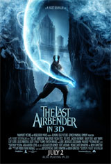 The Last Airbender Movie Poster Movie Poster