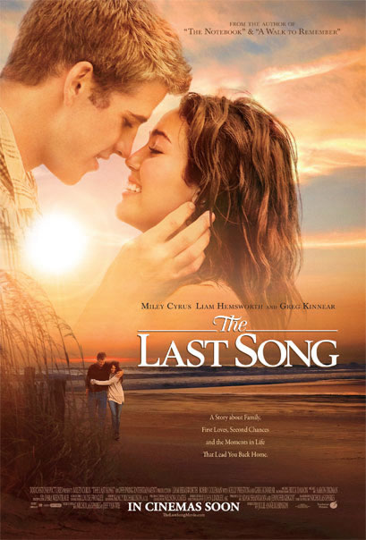 The Last Song Large Poster