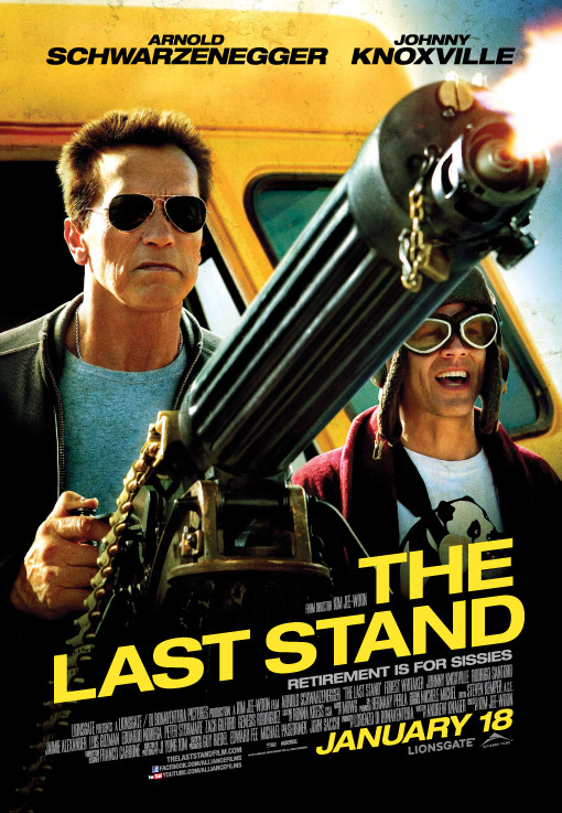 The Last Stand Large Poster