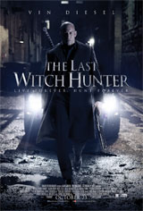 The Last Witch Hunter Movie Poster Movie Poster