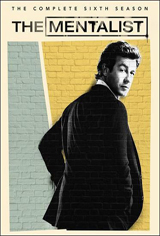 The Mentalist: The Complete Sixth Season Movie Poster