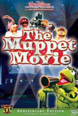 The Muppet Movie - A Family Favourites Presentation Movie Poster