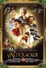 The Nutcracker in 3D Movie Poster