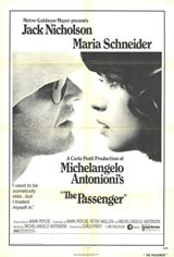 The Passenger Movie Poster