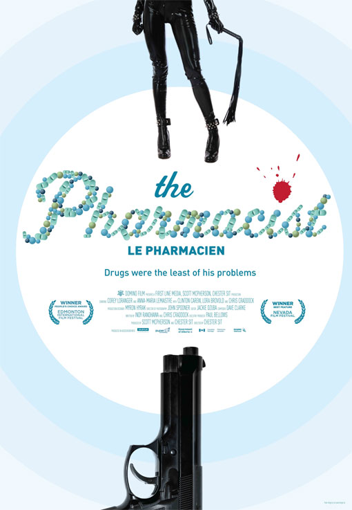 The Pharmacist Large Poster