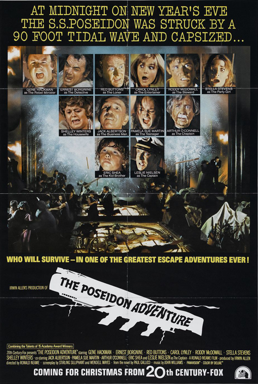 The Poseidon Adventure Large Poster