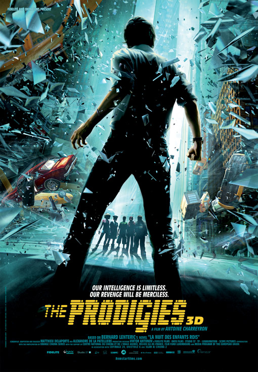The Prodigies Large Poster