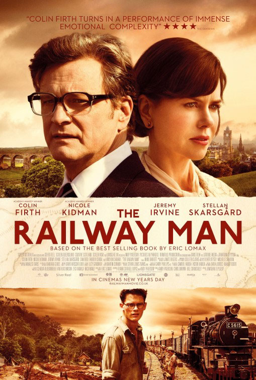 The Railway Man Large Poster