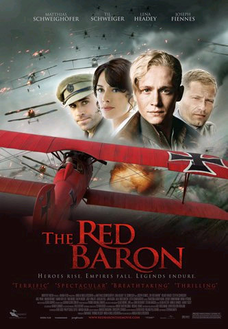 The Red Baron Large Poster