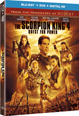 The Scorpion King 4: Quest for Power Movie Poster