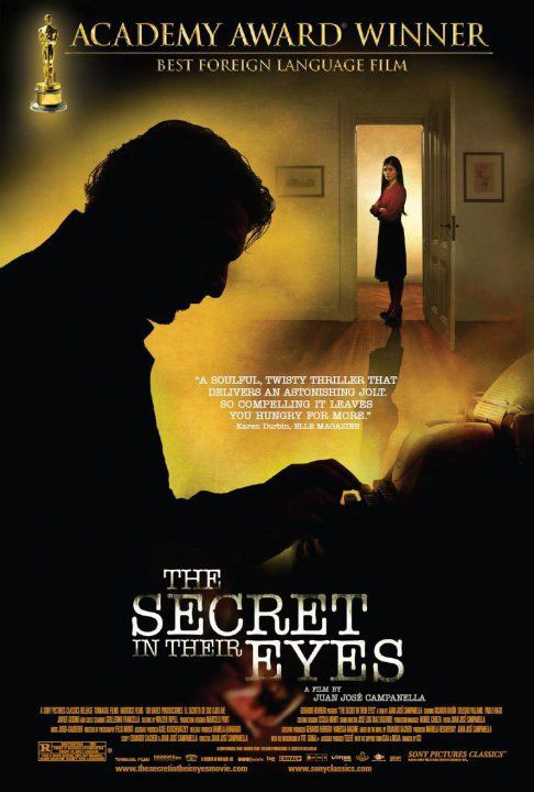 The Secret in Their Eyes Large Poster