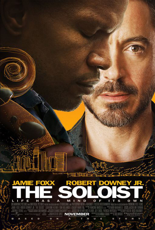The Soloist Large Poster