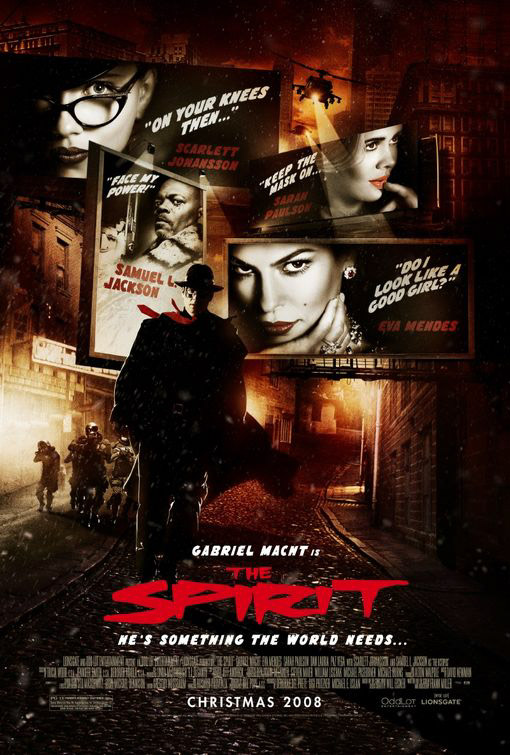 The Spirit Large Poster