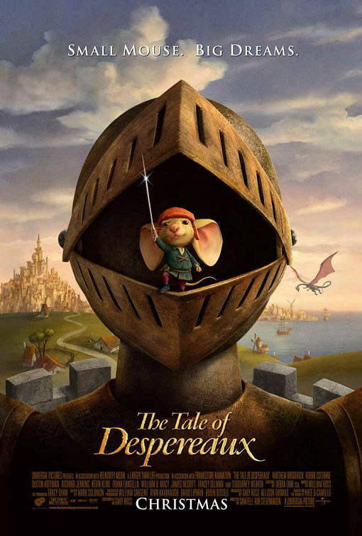 The Tale of Despereaux Large Poster