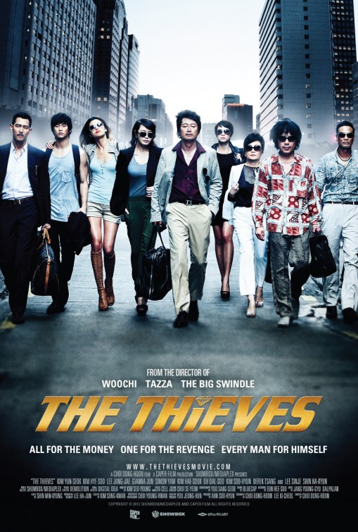 The Thieves Large Poster
