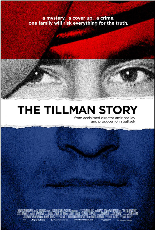 The Tillman Story Large Poster