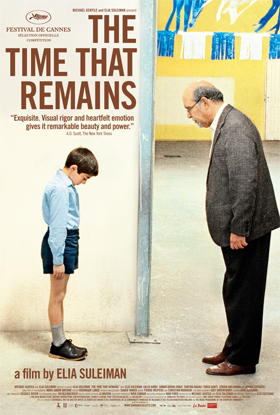 The Time That Remains Large Poster