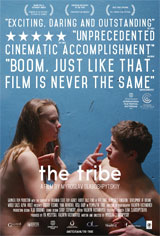 The Tribe Movie Poster