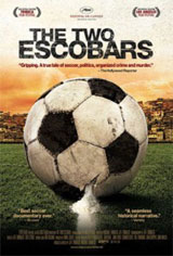 The Two Escobars Movie Poster