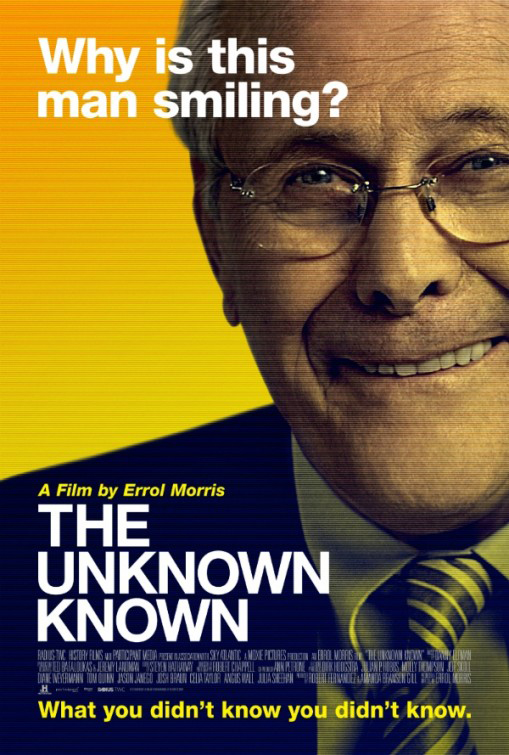The Unknown Known Large Poster