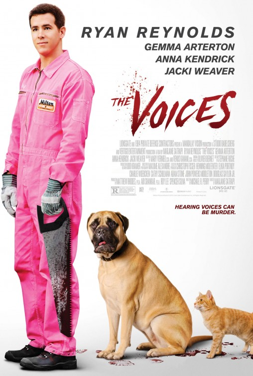 The Voices Large Poster