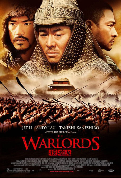 The Warlords Large Poster
