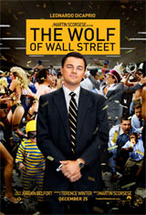 The Wolf of Wall Street Movie Poster