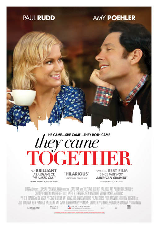 They Came Together Large Poster