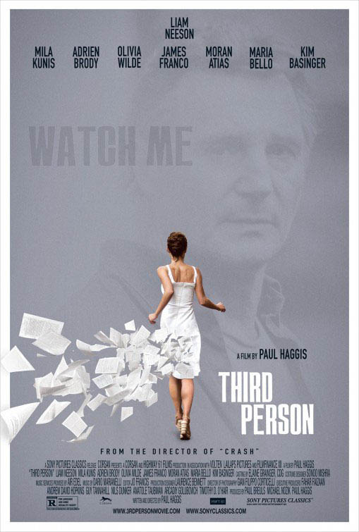 Third Person Large Poster