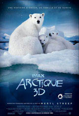 Arctique 3D Movie Poster
